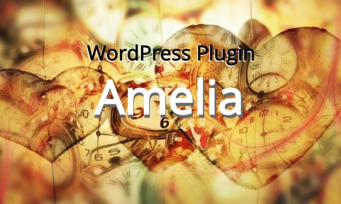 WordPress Plugin - Amelia